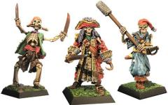 Pirates Skeletons
