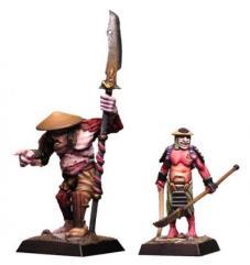 Zombie Samurai & Servant