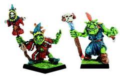 Orc & Goblin Shamans