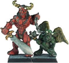 Master Demon & Slave