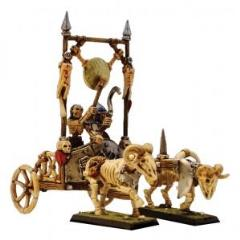 Skeleton Command War Chariot