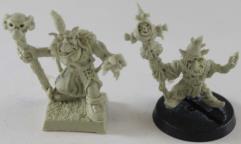 Orc & Goblin Shamans #1
