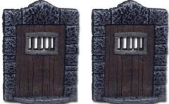 Jail Wooden Doors