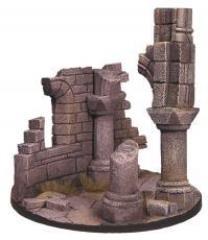 Church Ruins (B)
