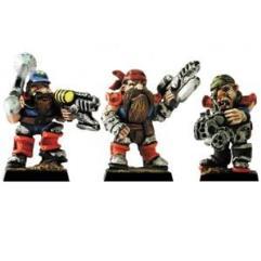 Dwarves Squad