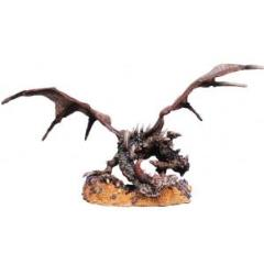 Dragon on Treasure