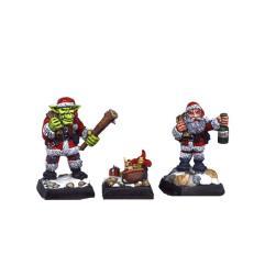 Orc & Dwarf Christmas
