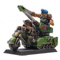 Dwarf Tank Bike