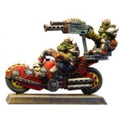 Orcs' Bike