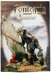 Krakor - Ork Mercenary