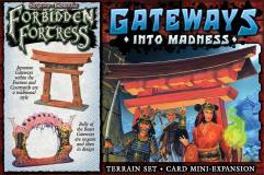 Forbidden Fortress - Gateways into Madness