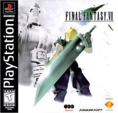Final Fantasy VII (Black Label)