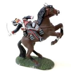 23rd Light Dragoons - Trooper Falling from Rearing Horse #1