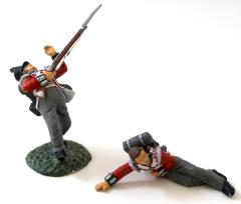 1st Battalion - 68th Durham Light Infanty 1 Dead 1 Dying #1