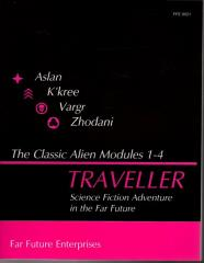 Classic Alien Modules #1-4, The