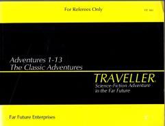 Adventures #1-13