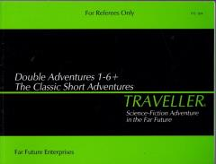 Double Adventures #1-6 + The Classic Short Adventures