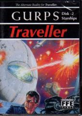 GURPS Traveller 2 - Starships