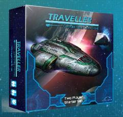 Traveller CCG - Two Player Starter Set