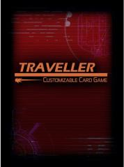Red Traveller Logo - Card Sleeves (50)