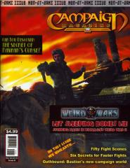 "Campaign Magazine #6 ""Men-At-Arms Issue"""
