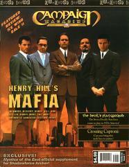 "Campaign Magazine #7 ""Henry Hill's Mafia, Shadowforce Archer Supplement"""