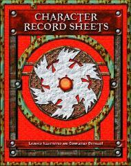 d20 Character Record Sheets