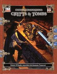 Enchanted Locations - Crypts & Tombs