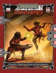 Dungeon World - Catacombs
