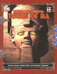 Treasure Quests - Tombs of Ra