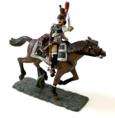 17th Dragoons Trooper Cutting to Right #1