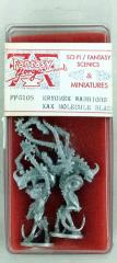 Kryomek Warriors w/Xax Molecule Blades