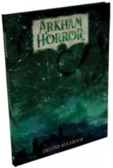 Arkham Horror (3rd Edition) - Deluxe Rulebook