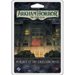 Scenario Pack - Murder at the Excelsior Hotel