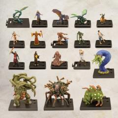 Arkham Horror Monsters - Wave 1 Complete Set