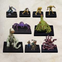Arkham Horror Monsters - Wave 3 Complete Set