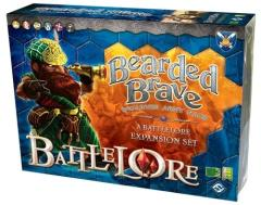 Bearded Brave - Dwarven Army Pack Expansion