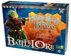 Bearded Brave - Dwarven Army Pack Expansion