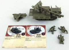BR 47 Self-Propelled Weapon Platform - Red Rain/Red Fury #1