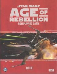 Age of Rebellion Poster (Beta Edition)