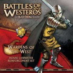 Battles of Westeros - Wardens of the West, House Lannister Reinforcement Set
