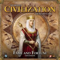 Sid Meier's Civilization - Fame and Fortune Expansion