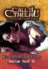 Asylum Pack #2 - Kingsport Dreams (1st Edition)