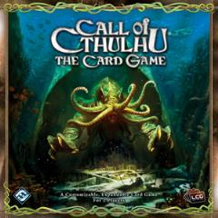 Call of Cthulhu - The Card Game Collection - Base Game + 2 Expansions and 6 Asylum Packs!