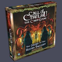 Call of Cthulhu - The Card Game, The Order of the Silver Twilight Expansion