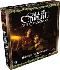 Call of Cthulhu - The Card Game, Seekers of Knowledge Expansion