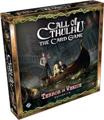 Call of Cthulhu - The Card Game, Terror in Venice