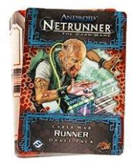 Cyber War - Runner Draft Pack