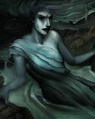Sea of Blood Miniature - Siren
