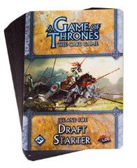 Ice & Fire Edition - Draft Starter